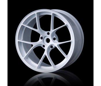 MST RID Wheel (4) / White