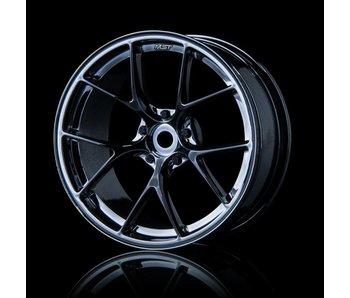 MST RID Wheel (4) / Silver Black