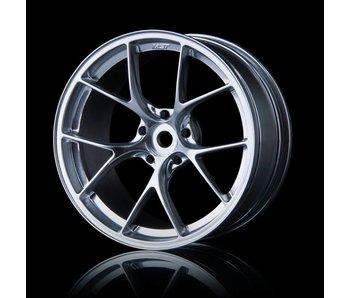 MST RID Wheel (4) / Flat Silver