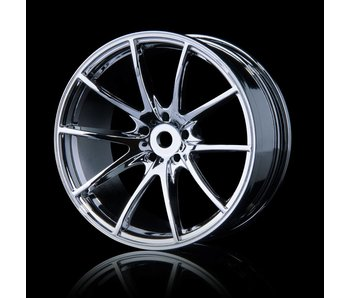 MST G25 Wheel (4) / Silver
