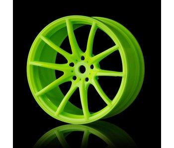 MST G25 Wheel (4) / Green