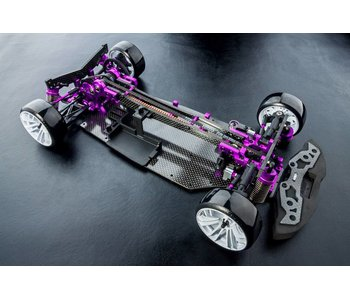 MST RMX-D VIP 4WD ARR / Black-Purple