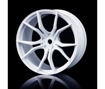 MST FX Wheel (4) / White