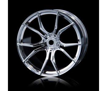 MST FX Wheel (4) / Silver
