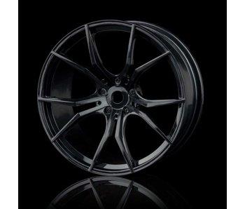 MST FX Wheel (4) / Black