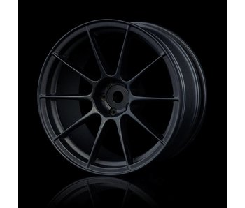 MST 5H Wheel (4) / Flat Black