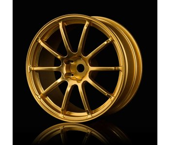 MST RS II Wheel (4) / Gold