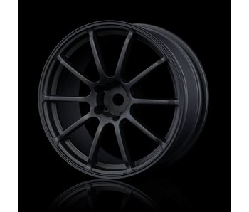 MST RS II Wheel (4) / Flat Black