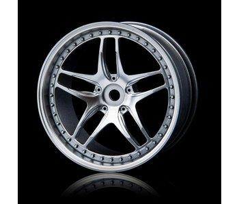 MST FB Wheel (4) / Paint Silver