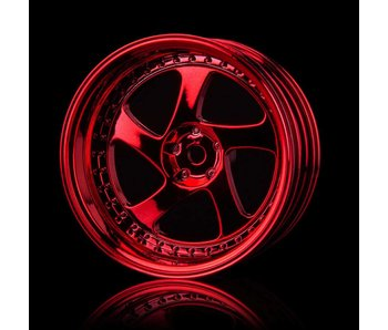 MST TMB Wheel (4) / Red