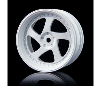 MST TMB Wheel (4) / White