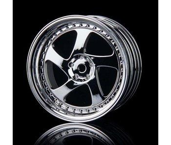MST TMB Wheel (4) / Silver