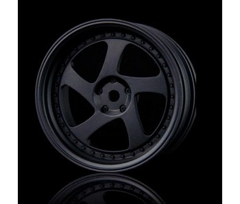 MST TMB Wheel (4) / Flat Black
