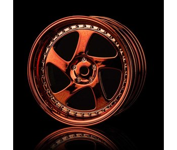 MST TMB Wheel (4) / Copper