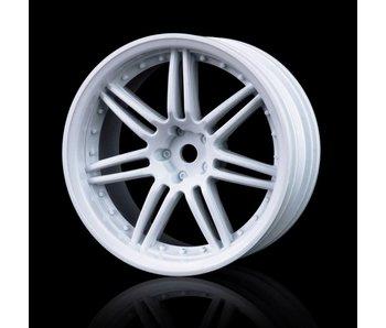 MST X603 Wheel (4) / White