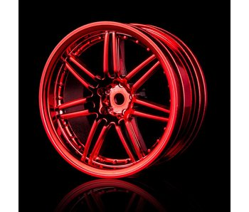 MST X603 Wheel (4) / Red