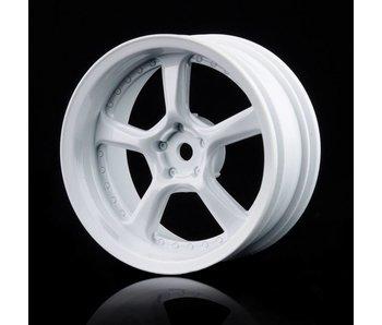 MST Kairos Wheel (4) / White