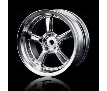 MST Kairos Wheel (4) / Flat Silver