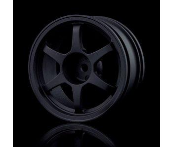 MST Type-C Wheel (4) / Flat Black