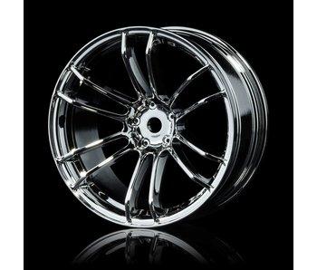 MST TSP Wheel (4) / Silver