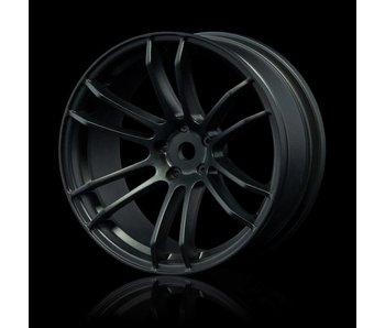 MST TSP Wheel (4) / Flat Black