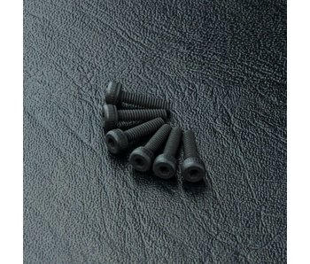 MST Cap Screw M2x8mm (6)