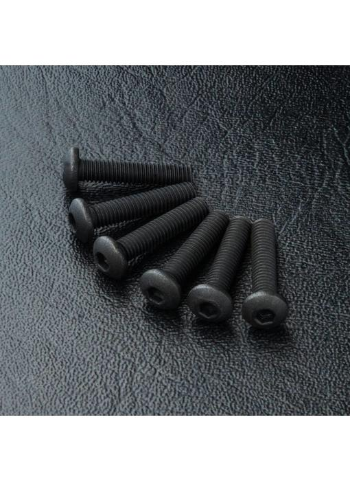 MST Round Head Screw M3x14mm (6)