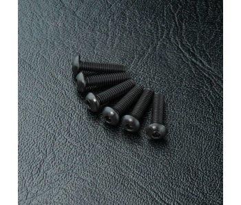 MST Round Head Screw M2.5x10mm (6)