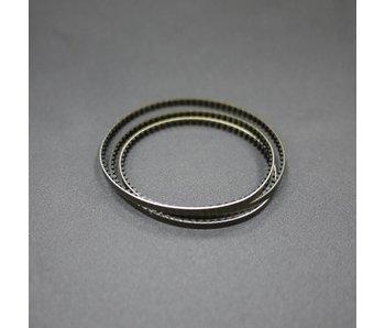 MST Drive Belt / 666T - 3.0mm