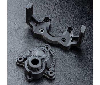 MST CFX Gear Box Support