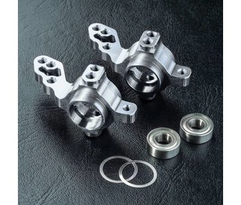 MST Alum. Upright (2) / Silver