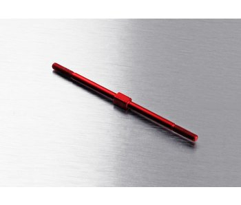 MST Alum. Turnbuckle φ3x68mm / Red