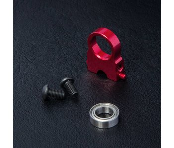 MST FXX Alum. Bearing Holder / Red