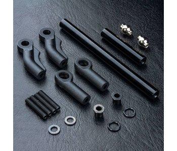MST CMX&CFX Alum. Steering Link / Black