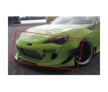 Addiction RC Toyota GT86 Rocket Bunny Body Kit V3 PANDEM - Front Bumper