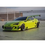 Addiction RC AD015-9 - Toyota GT86 Rocket Bunny Body Kit V3 PANDEM - Full Set Type Wide