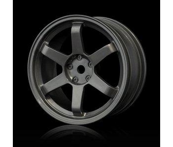 MST TE Wheel (4) / Silver Grey