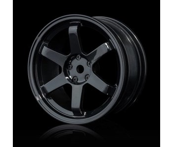 MST TE Wheel (4) / Black