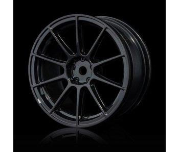 MST 5H Wheel (4) / Black
