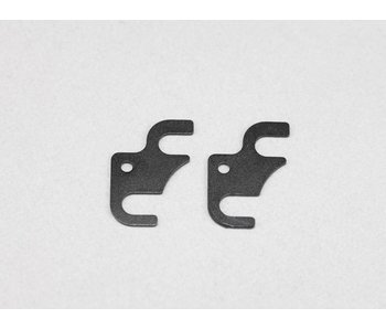 Yokomo SP Steering Block Spacer 0.5mm (2pcs)