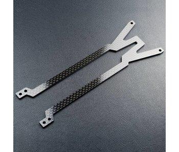 MST MS Carbon Rear Upper Deck 2.0mm