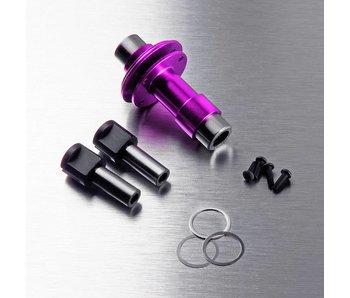 MST XXX Alum. One-Way Unit - RM / Purple