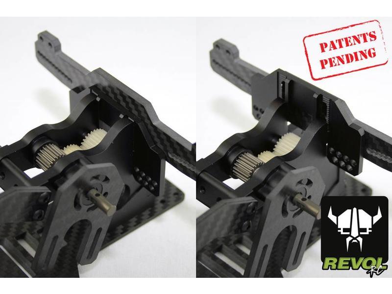 RevolRC RCKUYD210BK-PR - ULTIM8 Conversion Kit (Pre-Order Edition) for YD-2