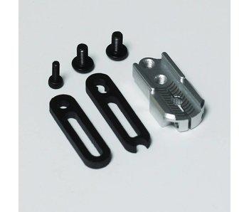 T.GAMES Adjustable Servo Horn - Silver