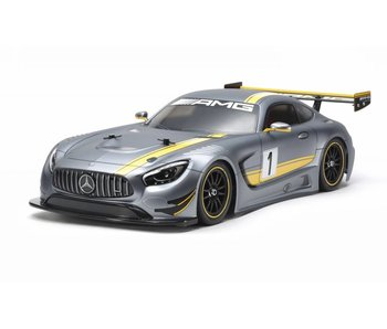 Tamiya Mercedes AMG GT - GT3 Drift Body