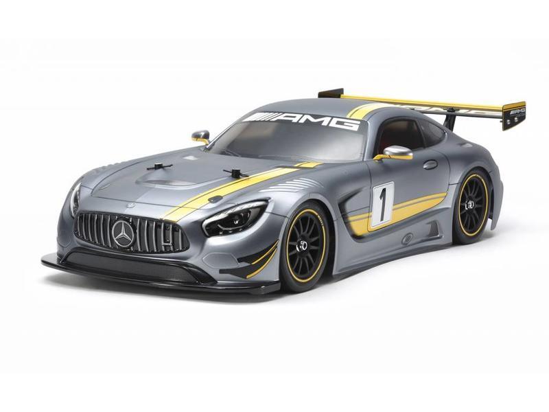Tamiya 51590 - Mercedes AMG GT - GT3 Drift Body