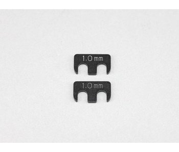 Yokomo SP Adjustable Rear H-Arm Shim 1.0mm (2pcs)