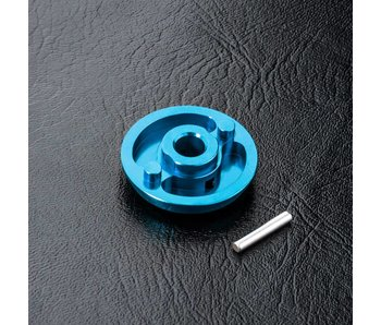 MST Alum. Spur Gear Holder / Blue