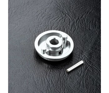 MST Alum. Spur Gear Holder / Silver