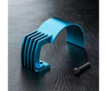 MST Alum. Motor Heat Sink / Blue